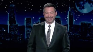 Jimmy Kimmel Offered A Conspiracy Theory Of His Own About Mike Lindell And His Pillows