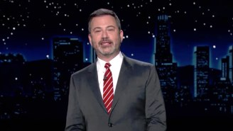 Jimmy Kimmel Labels Marjorie Taylor Greene The 'Frontrunner For Worst Human Of 2021'