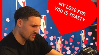 A Brief And Romantic History Of NBA Valentines