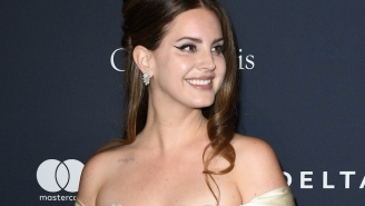 Lana Del Rey Previews A Snippet Of Her Dreamy 'White Dress' Video