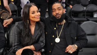 Lauren London Reveals A Contribution She Made To Nipsey Hussle's 'Victory Lap'