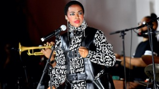 Lauryn Hill Is The First Female Rapper With A Diamond Album Thanks To 'The Miseducation Of Lauryn Hill'