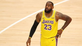LeBron James Faced Backlash From The Usual Suspects For A Since Deleted Tweet About Ma'Khia Bryant's Killing