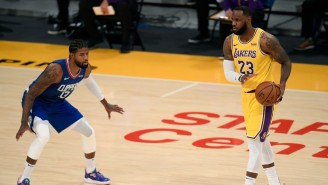 Jared Dudley Says The Lakers Found It 'Disrespectful' Paul George Put Himself On LeBron And AD's Level