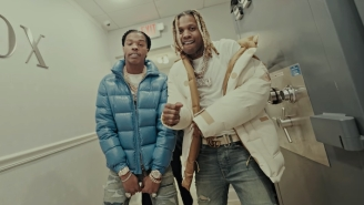 Lil Durk And Lil Baby Are All About Their Jewels In Their Flashy Video For 'Finesse Out The Gang Way'