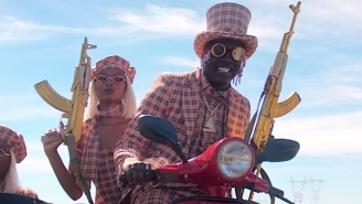 Lil Yachty Turns The Tables In His Dapper 'Asshole' Video With Oliver Tree