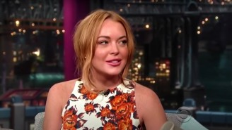 An Uncomfortable David Letterman Interview With Lindsay Lohan Resurfaced And People Are Outraged