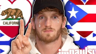 Logan Paul Announced That He's Moving To Puerto Rico To Leave California's Taxes Behind, And He's Not Being Welcomed