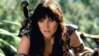 'The Mandalorian' Fans Want Lucy Lawless To Replace Gina Carano As Cara Dune
