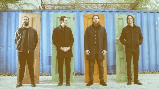 Local Natives Soften The Rock Edge Of Manchester Orchestra's 'Bed Head' With A New Remix