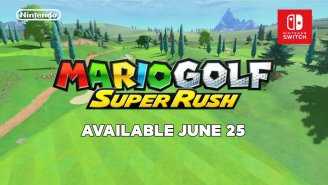 Nintendo Announced A New Mario Golf Game Is Coming To The Switch This Summer