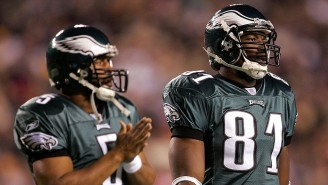 Terrell Owens Still Hasn't Forgiven Donovan McNabb's Super Bowl Performance