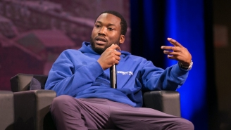 Meek Mill Shares A Snippet Of His Collaboration With The Late Pop Smoke