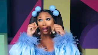Megan Thee Stallion And DaBaby Are Real Rugrats In Their Playful 'Cry Baby' Video