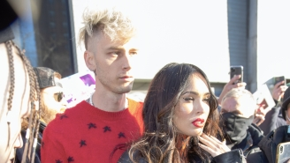 Megan Fox Calls Machine Gun Kelly's 'SNL' Set The 'Best Performance That Show Has Ever Seen'