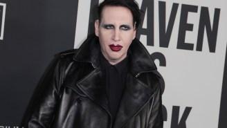 Wolf Alice's Ellie Roswell Alleges That Marilyn Manson Filmed Up Her Skirt At A Festival