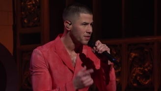 Nick Jonas Gave Debut Performances Of 'Spaceman' And 'This Is Heaven' On 'Saturday Night Live'