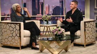Nick Jonas Anchored An 'SNL' Edition Of The 'Dionne Warwick Talk Show'