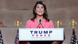 Nikki Haley Is Being Dragged For Abruptly Turning On Trump In An Obvious Move To Set Up A Presidential Run