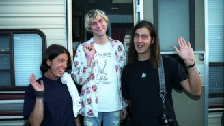Dave Grohl And His Surviving Nirvana Bandmates Recorded New Songs That May Never Be Released