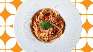 Our Bucatini All'Amatriciana Recipe Pairs Simplicity With Huge Flavors