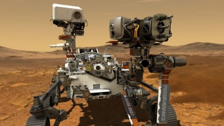 NASA's Perseverance Rover Has Landed On Mars And People Are Having A 'Blast' Joking About The Monumental Occasion