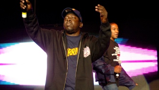 Phife Dawg Trades Witty Wordplay With Busta Rhymes And Redman On 'Nutshell Part 2'