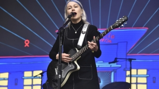 Phoebe Bridgers Contributes A Spoken-Word Verse To Luminous Kid's New Song 'Mountain Crystals'
