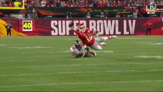 Brian Baldinger Broke Down How The Chiefs Receivers Let Down Patrick Mahomes In The Super Bowl
