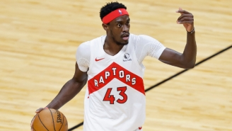 Report: The Raptors Fined Pascal Siakam $50,000 For Ripping Coach Nick Nurse