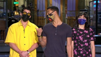 Bad Bunny Turns Down A Name Change In A New 'SNL' Promo