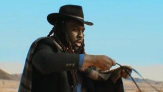 Rexx Life Raj Is A Full-On Desperado In His Western-Themed 'Bounty' Video
