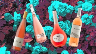 Save Your Valentine's Day With These Widely Available Rosés For Under $25