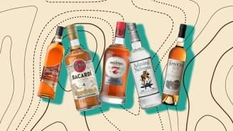 Ranking The Best Rums Under $20