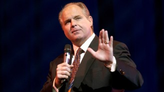 Florida Gov. Ron Desantis Called For Flags To Be Lowered Statewide To Honor Rush Limbaugh, But Even Officials In His Hometown Are Refusing