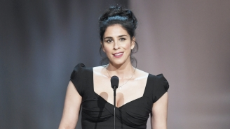 Sarah Silverman Wishes She Could 'Delete' The Footage Of Herself Roasting Britney Spears At The VMAs