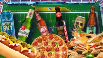 The Ultimate Super Bowl LV Food And Beer Pairing Guide