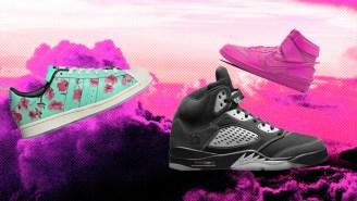 SNX DLX: Featuring The AMBUSH Cosmic Fuchsia Dunks, Adidas AriZona Superstars, & The Jordan 5 Anthracites