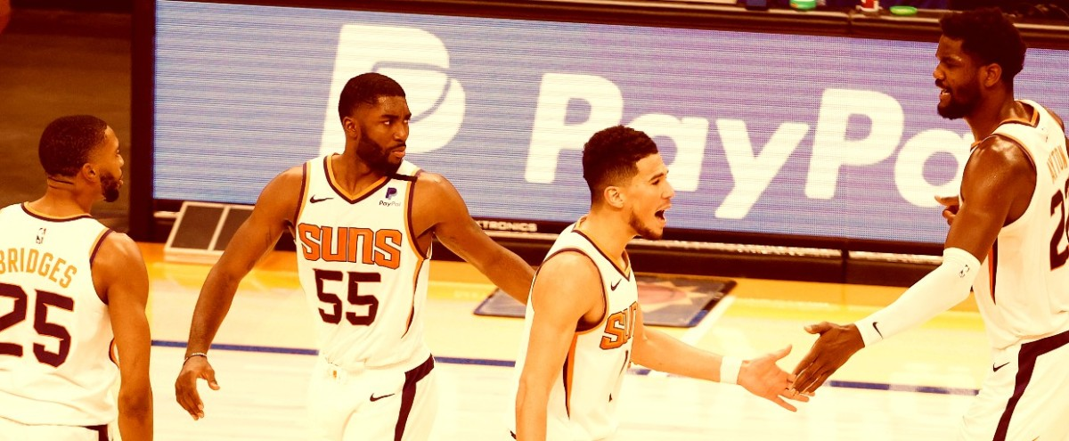NBA Power Rankings Week 8: The Suns Are Here To Demand Your Respect