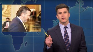'SNL' Weekend Update Roasted Ted Cruz's Haircut And Talked Donald Trump's Impeachment Acquittal