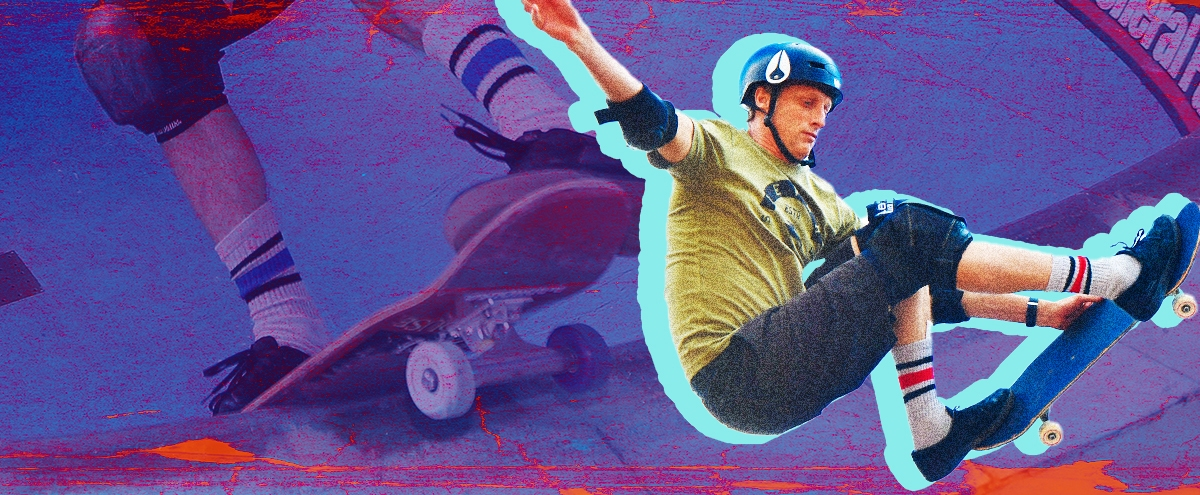 Tony Hawk Still Embodies Skateboard Culture, From 'Pro Skater 1+2' To Everyday Life