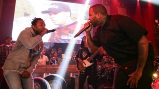 The Game Claims He's The Best Rapper From Compton And Kendrick Lamar Fans Vehemently Disagree