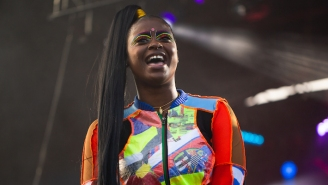 Tierra Whack's New Freestyle Hijacks CJ's 'Whoopty' For A Lyrical Tour De Force
