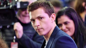 Tom Holland Admits To Completely Bombing His 'Star Wars' Audition Because He Couldn't Handle BB-8