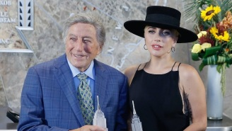 Lady Gaga And Tony Bennett Are Releasing A Trio Of TV Specials
