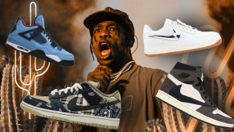 Every Single Travis Scott Sneaker Collaboration, Ranked
