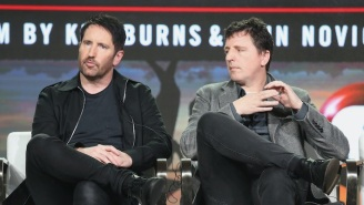 Trent Reznor, Atticus Ross, Sia, And 'Hamilton' Earned 2021 Golden Globe Award Nominations