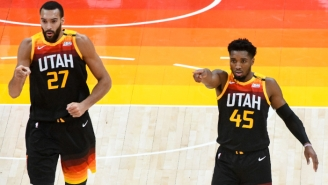 Donovan Mitchell And Rudy Gobert Earned Hefty Fines For Criticizing Officials