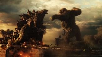 An Important 'Godzilla Vs. Kong' Update: Godzilla Punches Kong, Too