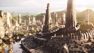 'Black Panther' Director Ryan Coogler Will Bring A 'Wakanda' TV Series To Disney+